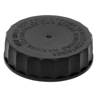 URO Parts® - Brake Master Cylinder Cap with Rubber Gasket