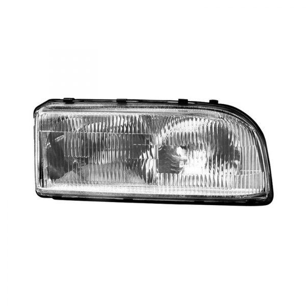 URO Parts® - Passenger Side Replacement Headlight