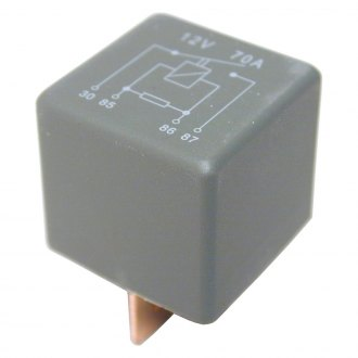 URO Parts® - Starter Relay