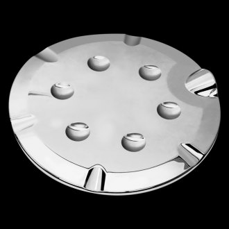 URO Parts® - Polished Gas Cap Cover