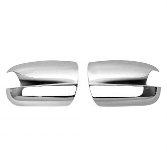 URO Parts® - Chrome Mirror Covers