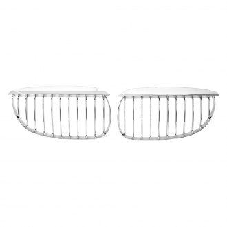 URO Parts® - Chrome Overlay Grille