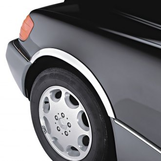 URO Parts® - Chrome Fender Trim