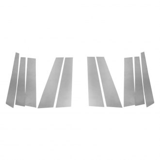 URO Parts® - Door Pillar Post Trim Set