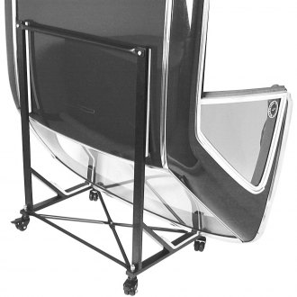 URO Parts® - Hard Top Storage Cart