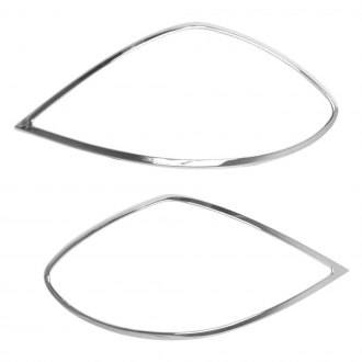 URO Parts® - Tail Light Bezels