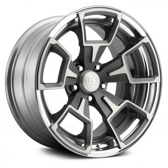U.S. MAGS® - U547 DOWN DRAFT Concave 2PC Forged Welded Custom Finish