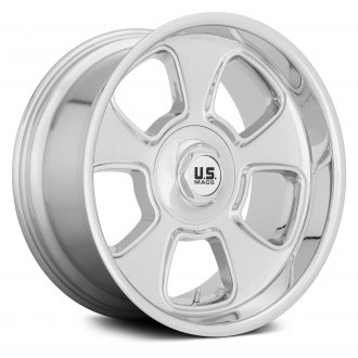 U.S. MAGS® - U126 BOULEVARD 1PC Chrome