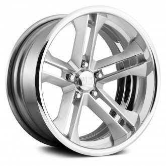 U.S. MAGS® - U394 CORONADO Concave 3PC Forged Bolted Custom Paint