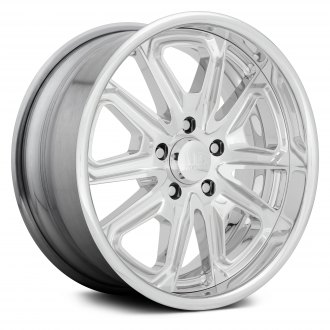 U.S. MAGS® - U395 MANDALAY 3PC Forged Bolted Custom Paint