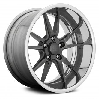U.S. MAGS® - U407 GRAND PRIX 3PC Forged Bolted Custom Paint