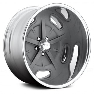 U.S. MAGS® - BONNEVILLE U435 2PC Soft Lip Forged Welded