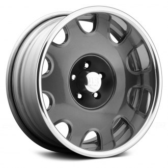 U.S. MAGS® - CUDA U438 2PC Step Lip Forged Welded