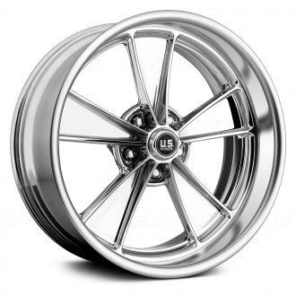 U.S. MAGS® - DAYTONA U420 2PC Step Lip Forged Welded