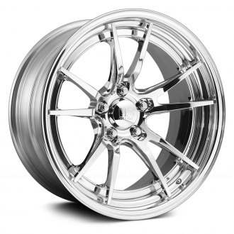 U.S. MAGS® - U507 GRAND PRIX Concave 3PC Forged Bolted Custom Paint