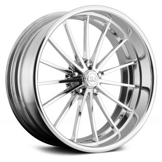 U.S. MAGS® - HERITAGE U427 2PC Step Lip Forged Welded