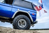 U.S. MAGS® - INDY Polished on Ford Bronco