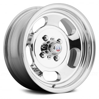 U.S. MAGS® - INDY U433 2PC Step Lip Forged Welded