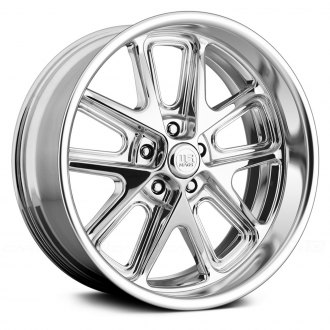 U.S. MAGS® - M-ONE U424 2PC Step Lip Forged Welded