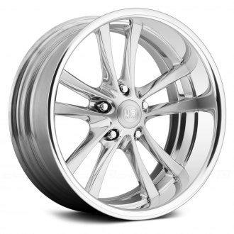 U.S. MAGS® - MAD MAX U431 2PC Soft Lip Forged Welded
