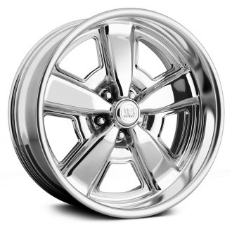 U.S. MAGS® - MALIBU Chrome with Polished Lip