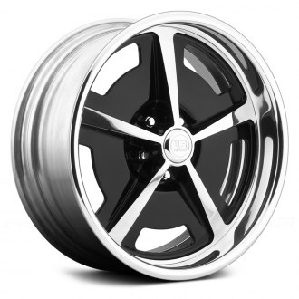 U.S. MAGS® - MOPAR U439 2PC Step Lip Forged Welded