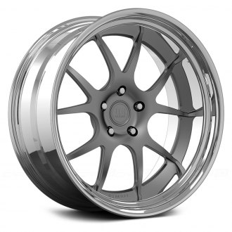 U.S. MAGS® - PT.1 U701 2PC Step Lip Forged Welded