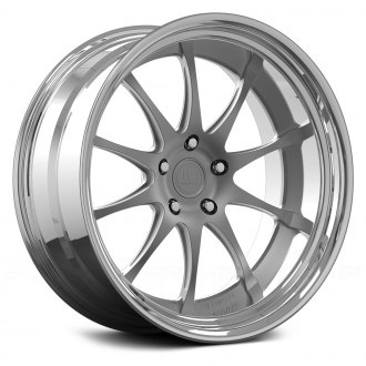 U.S. MAGS® - PT.2 U702 2PC Step Lip Forged Welded