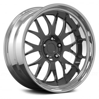 U.S. MAGS® - PT.3 U703 2PC Soft Lip Forged Welded
