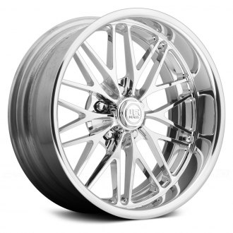 U.S. MAGS® - U436 SANTA CRUZ 3PC Forged Bolted Custom Paint
