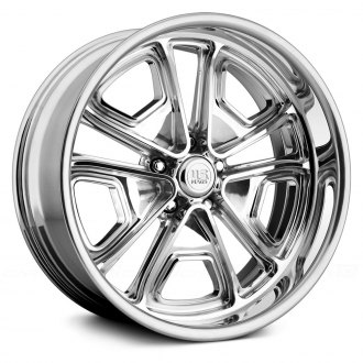 U.S. MAGS® - SPADE U411 2PC Step Lip Forged Welded