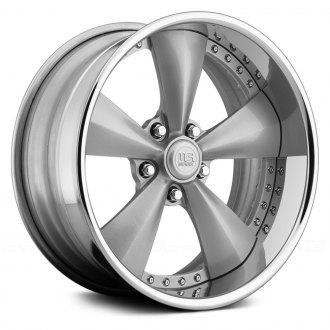 U.S. MAGS® - U500 STANDARD Concave 3PC Forged Bolted Custom Paint
