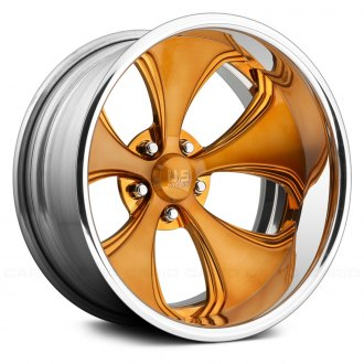 U.S. MAGS® - U502 TEMPLAR Concave 3PC Forged Bolted Custom Paint