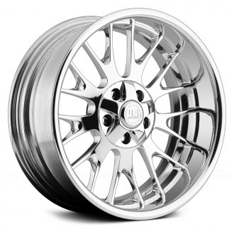 U.S. MAGS® - U428 TORINO 3PC Forged Bolted Custom Finish