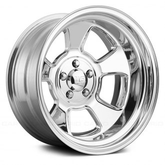 U.S. MAGS® - U504 WINGSTER Concave 3PC Forged Bolted Custom Paint