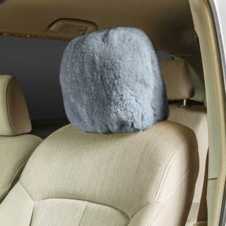 US Sheepskin® - Ready-Made Deluxe Superfit Headrest Cover