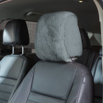 US Sheepskin® - Tailor-Made Deluxe Superfit Headrest Cover
