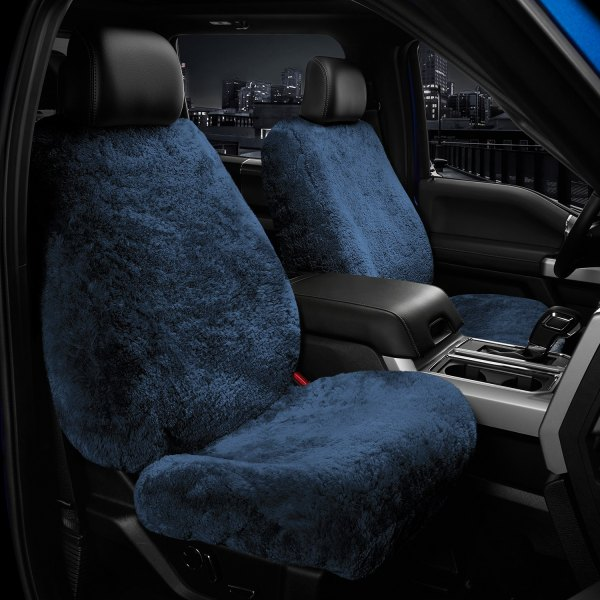 Black Blue Trax Car Seat Covers Cover Set For Isuzu Trooper 1987-1991