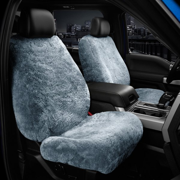 Image result for Sheepskin Seat Covers