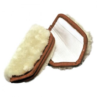 US Sheepskin® - Infant Seat Shoulder Straps