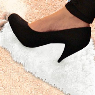 US Sheepskin® - Heel Saver Pad