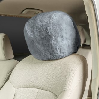 US Sheepskin® - Ready-Made All Sheepskin Headrest Cover