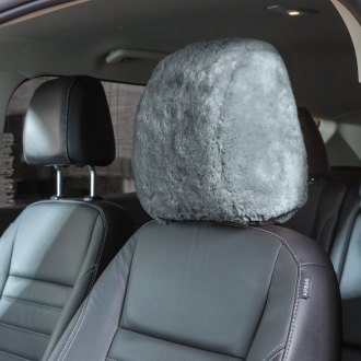 US Sheepskin® - Tailor-Made All Sheepskin Headrest Cover