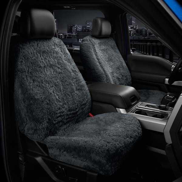 Image may not reflect your exact vehicle!US Sheepskin® - Tailor-Made All Acrylic Seat Cover