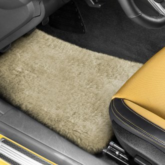 US Sheepskin® - Tailor-Made Sheepskin 1st & 2nd Row Gobi Floor Mats