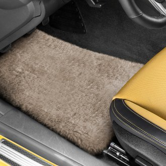 US Sheepskin® - Tailor-Made Sheepskin 1st & 2nd Row Mushroom Floor Mats