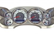 US Speedo® - Replacement Cluster with Daytona Edition Gauge Face Kit