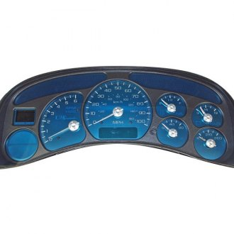 US Speedo® - Aqua Edition Gauge Face Kit