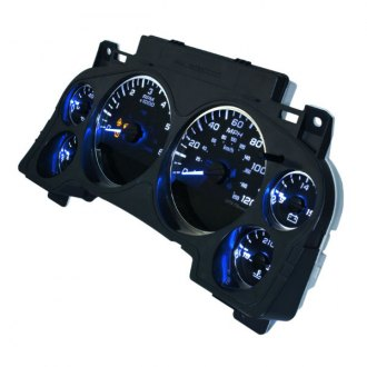 US Speedo® - Black OPS Edition Gauge Face Kit