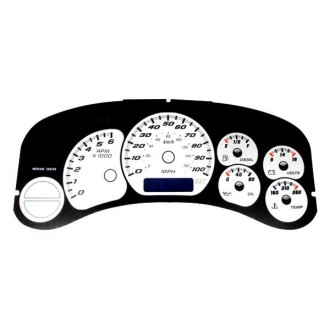 US Speedo® - Daytona Edition Gauge Face Kit